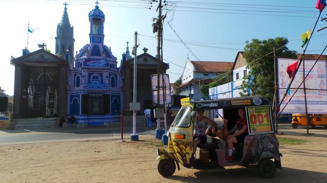 rent a rickshaw