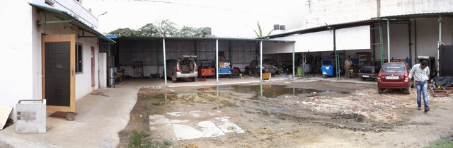 vehicle storage in chennai