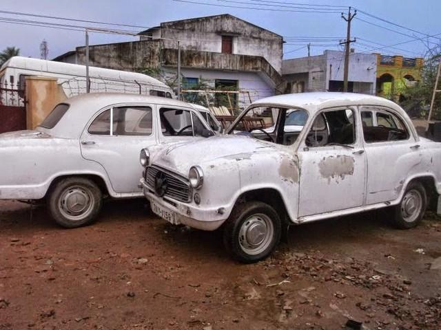 Ambassador - Chennai Garage