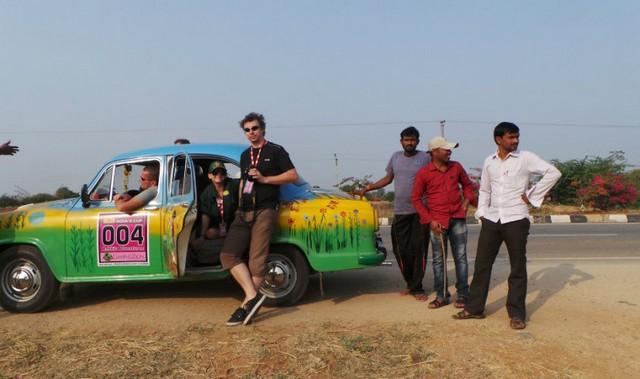 Indian vehicle rental