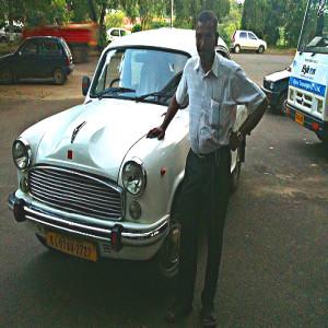 Hindustan Ambassador India